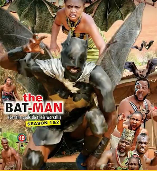 Batima africano foudaze - meme
