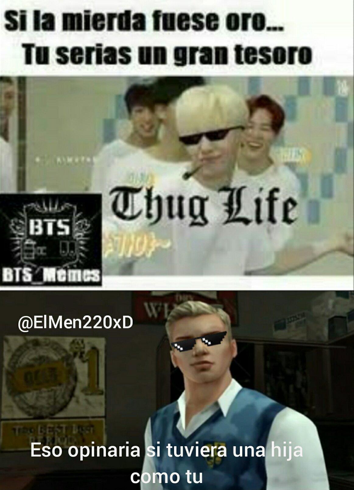 Asi se habla - meme
