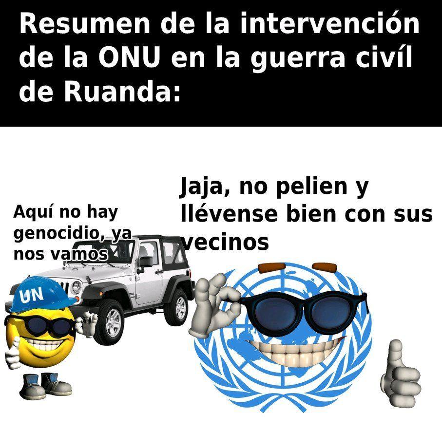 La ONU - meme