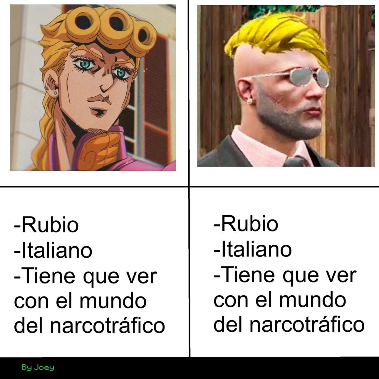 No son el mismo? - meme
