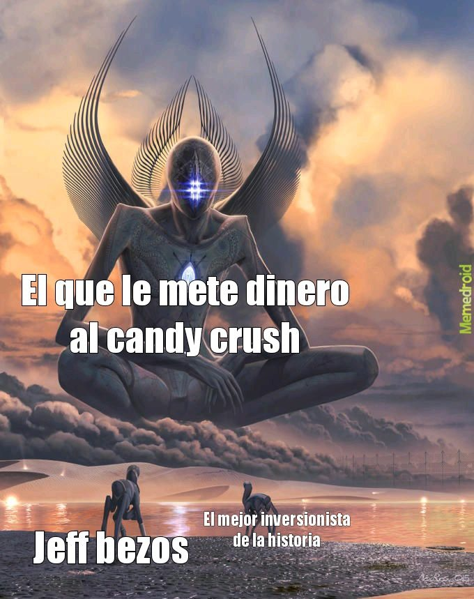 Candy crush es de chads - meme