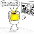 Pokémon go fait même chier les pokémons