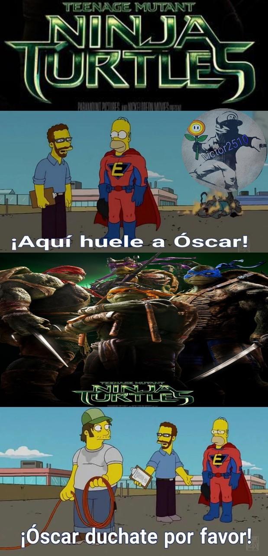 Este Óscar... - meme