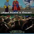 Este Óscar...