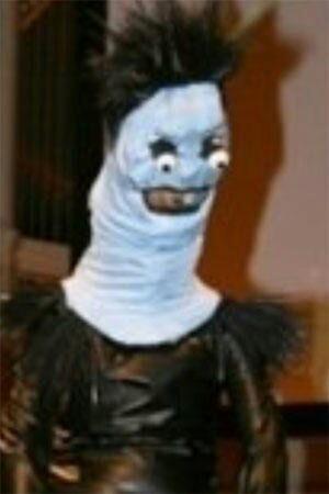 O Ryuk da Netflix - meme