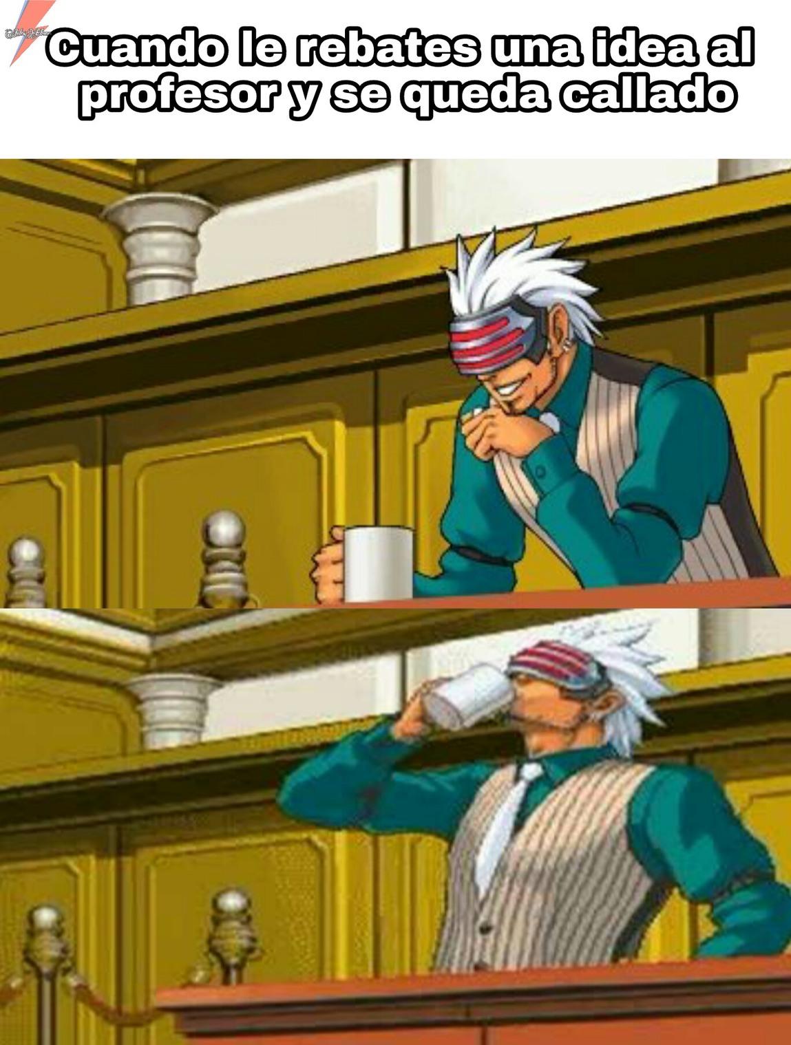 Godot y el café son como uña y carne - meme