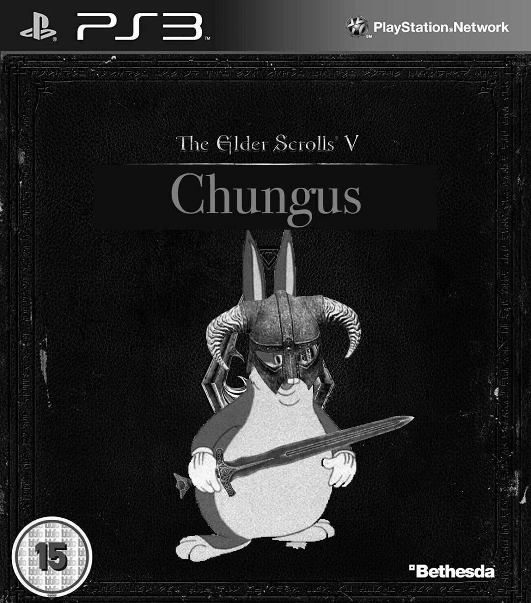 Chungie - meme