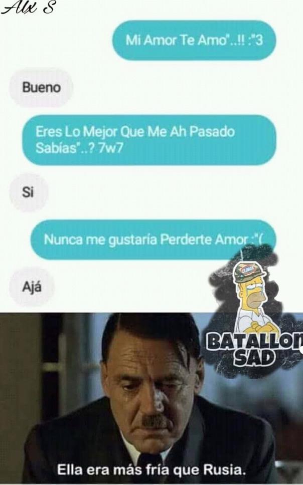 "Salga de hay soldado :""v - meme"