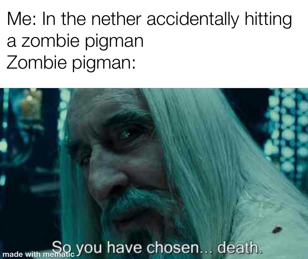 zombie pigboi - meme