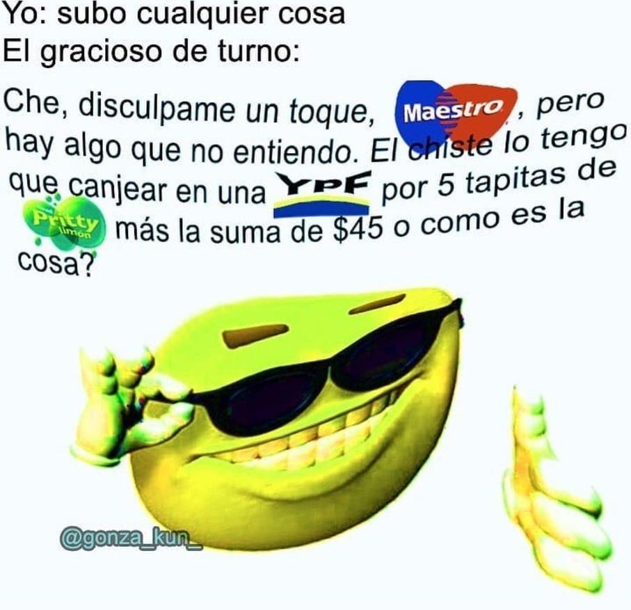 Buenísimo - meme