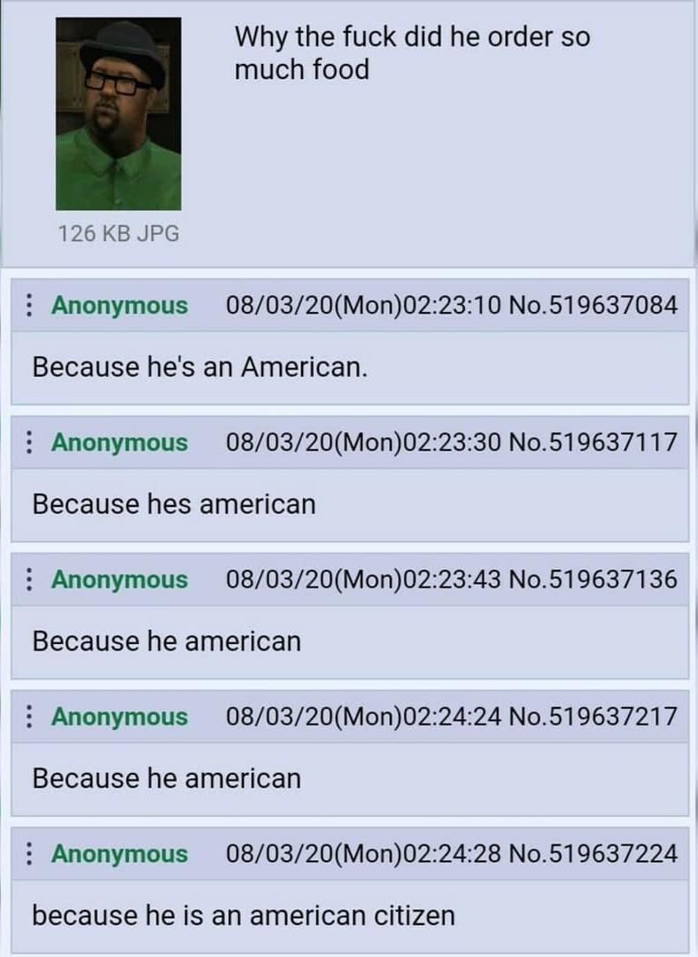 Amerifat - meme