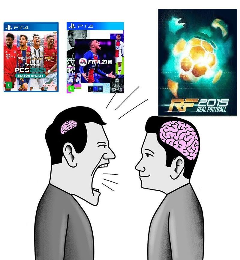 Meme futebolista