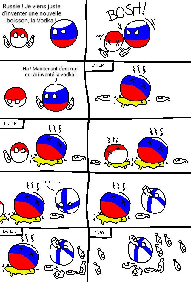 vODka ! - meme
