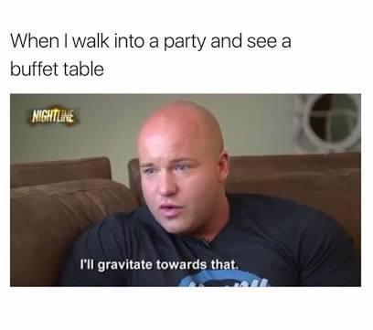 I need FOOD - meme