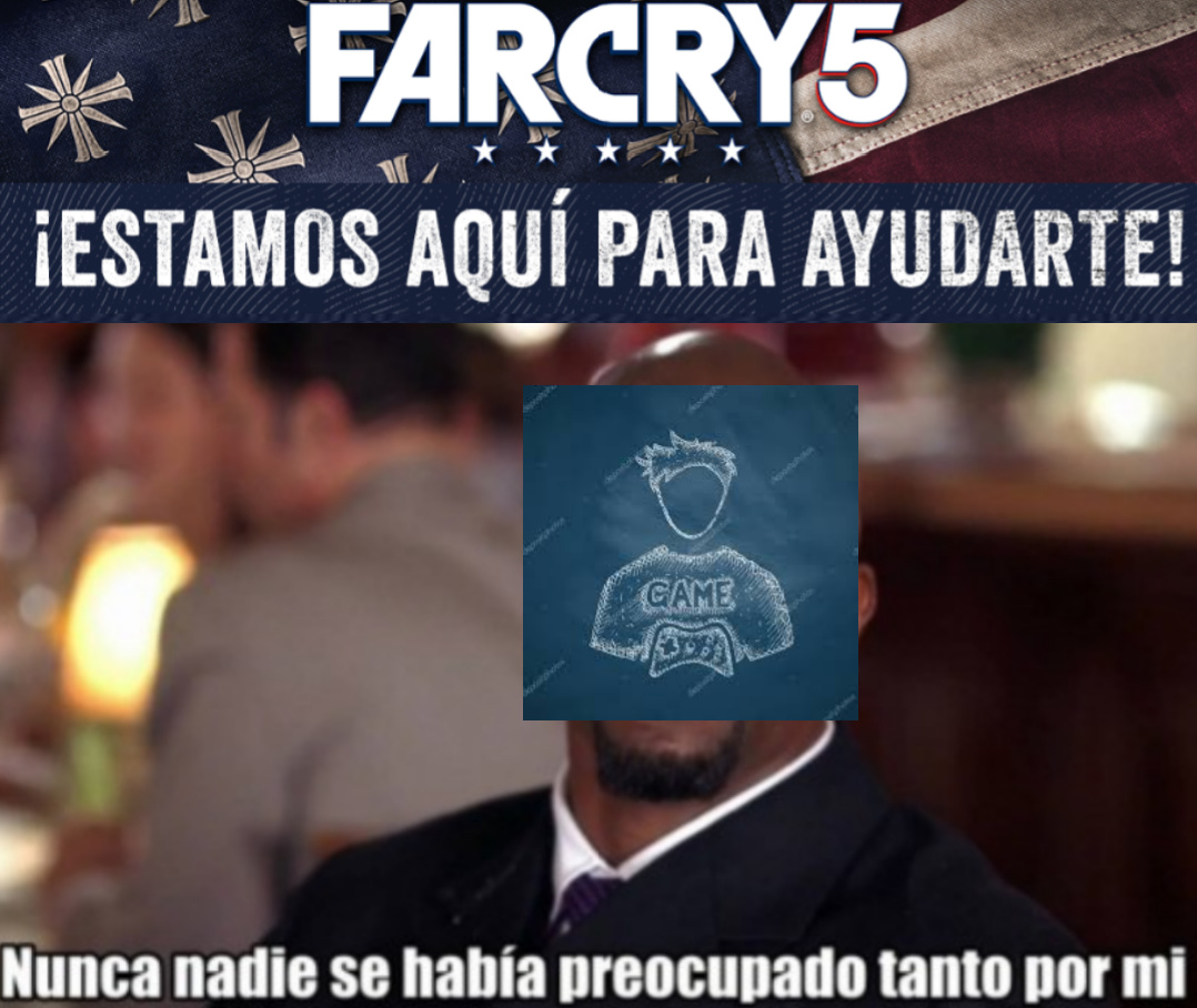 El Titulo entendio.El que jugo Far Cry 3 entendera - meme