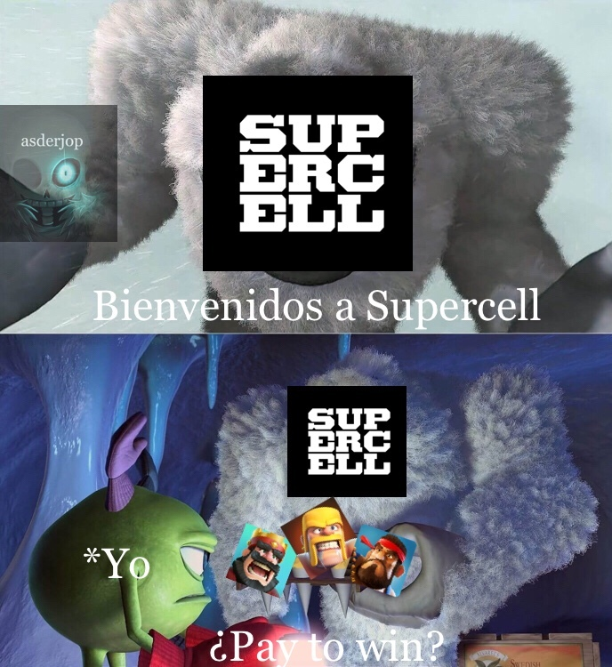 SúperMoney - meme