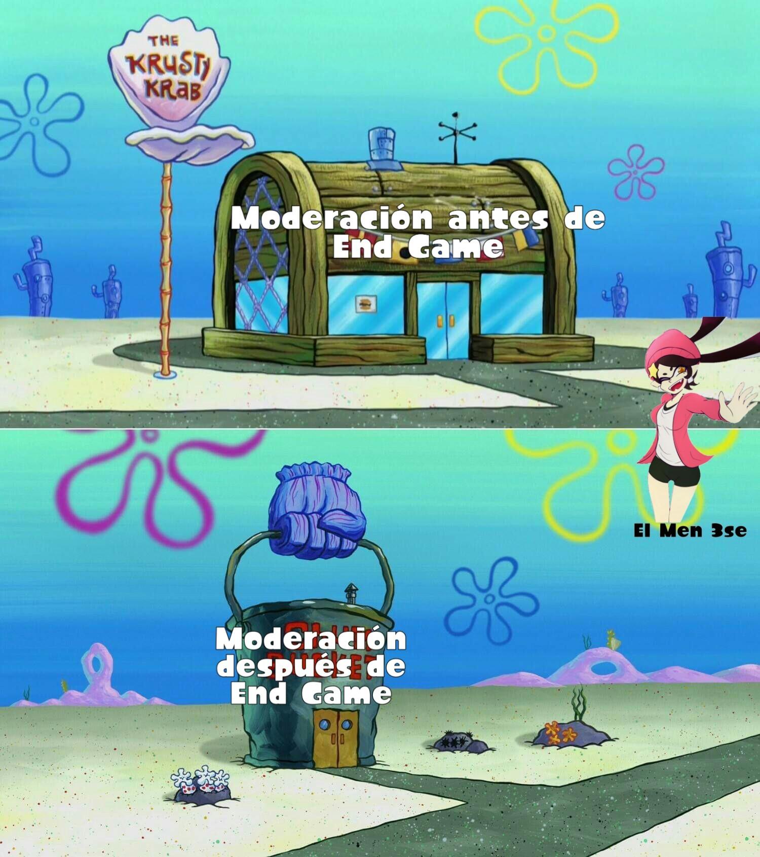 Da lastima admitirlo - meme
