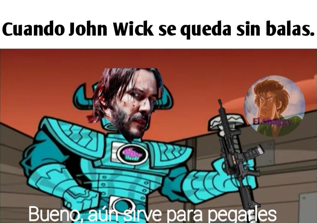 John mato el título - meme