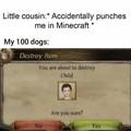 Minecraft Pocket edition was my childhood