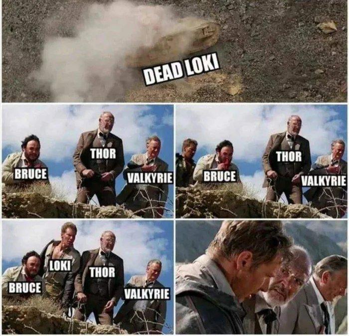Just loki things - meme