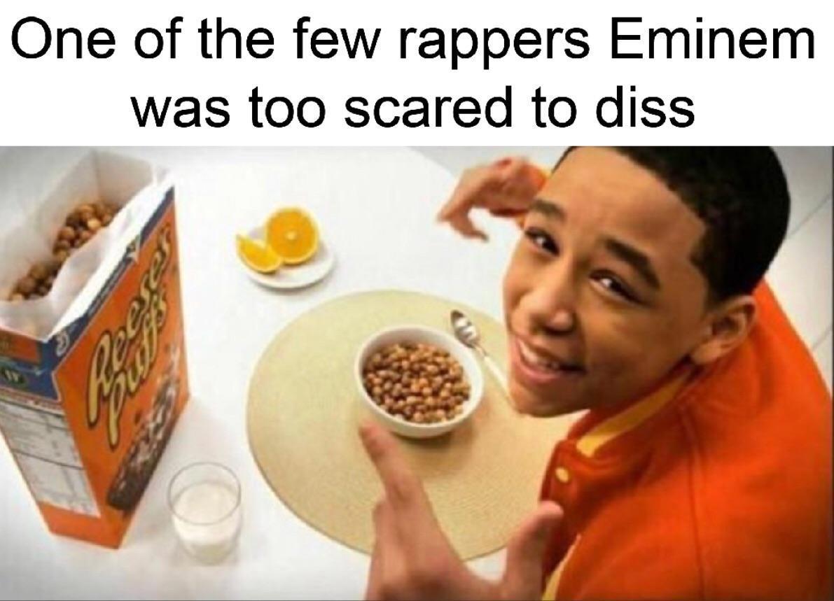 Rappers be like - meme