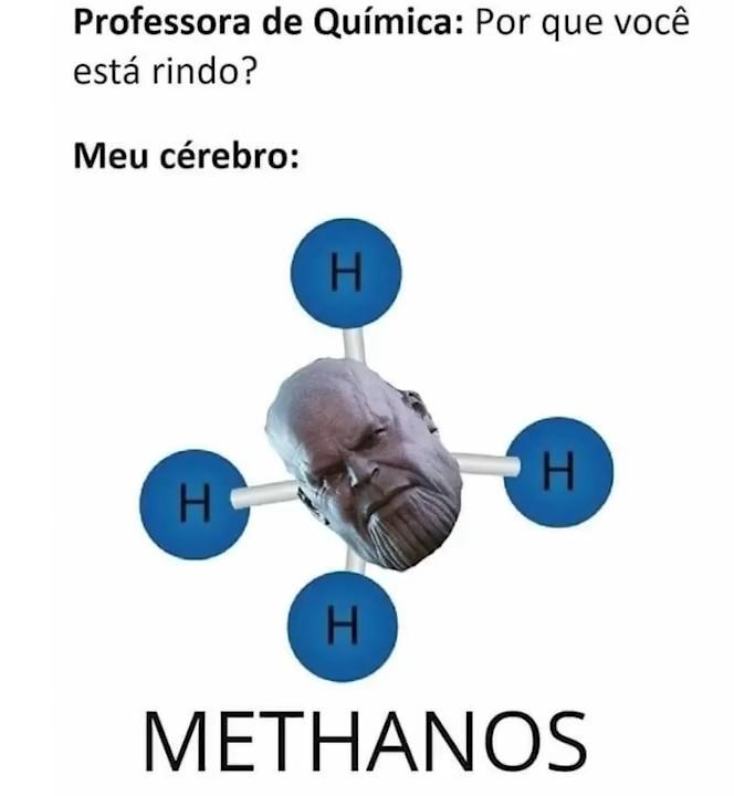 Methanos - meme