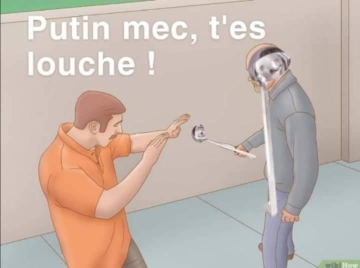 Combat de rue - meme
