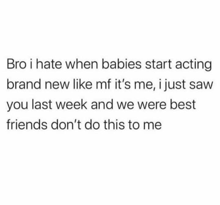 Babies are born - meme