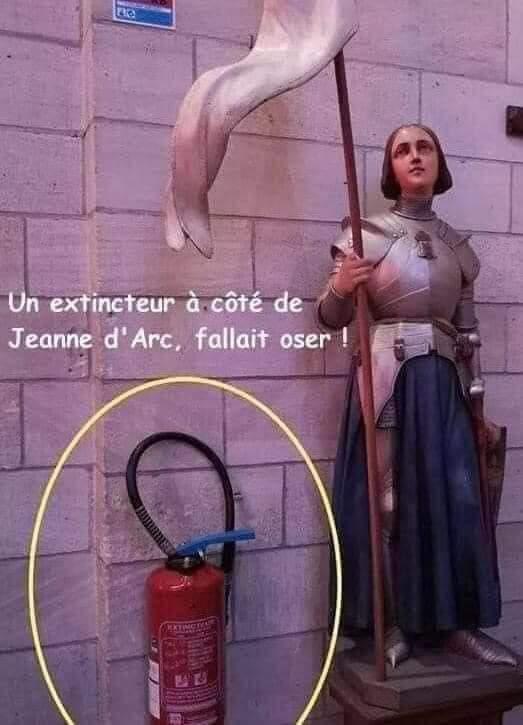 Jeanne ! - meme