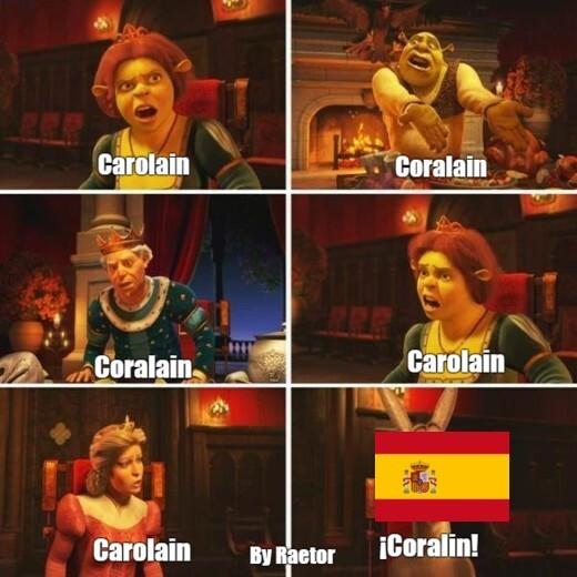 ¡Carolin! - meme