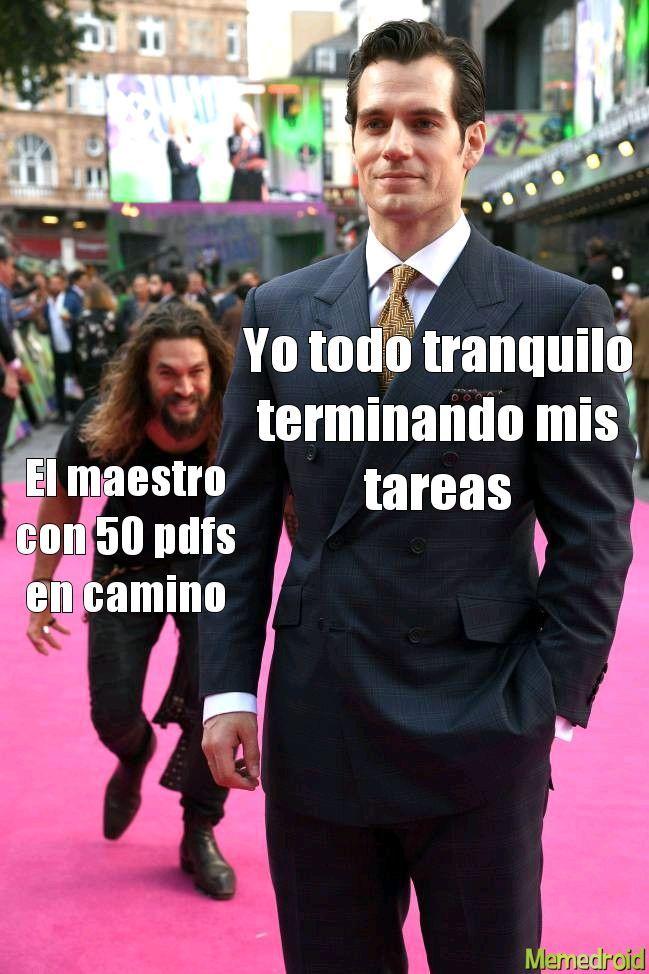 MALDITOS MAESTROS - meme