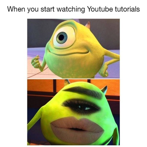 Mike wazoski - meme