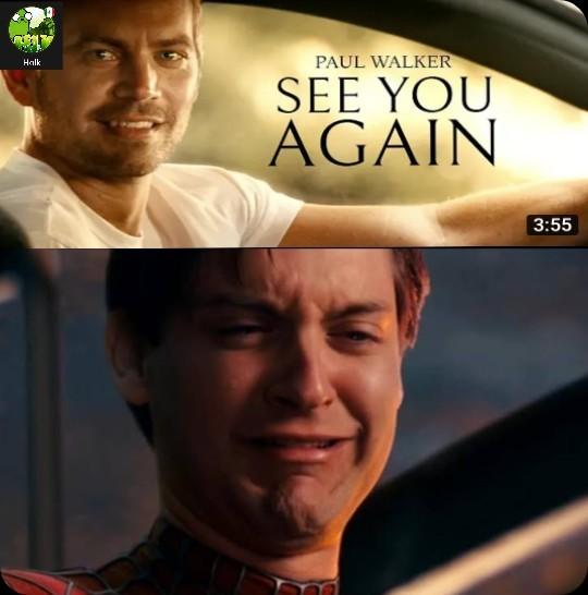 No man Re sad - meme