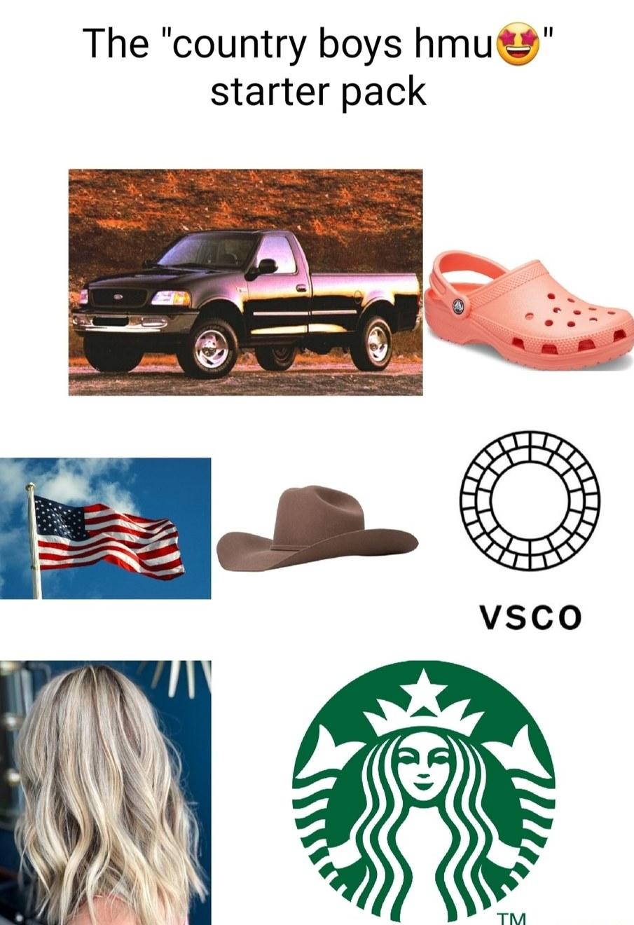 "The ""country boys hmu - meme"