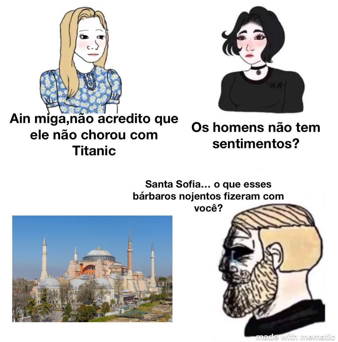 maldito sejam os otomanos - meme