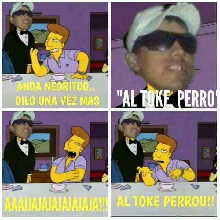 argentina 4-0 chile - meme
