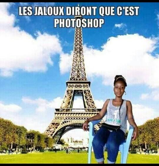 Photoshop jaloux - meme