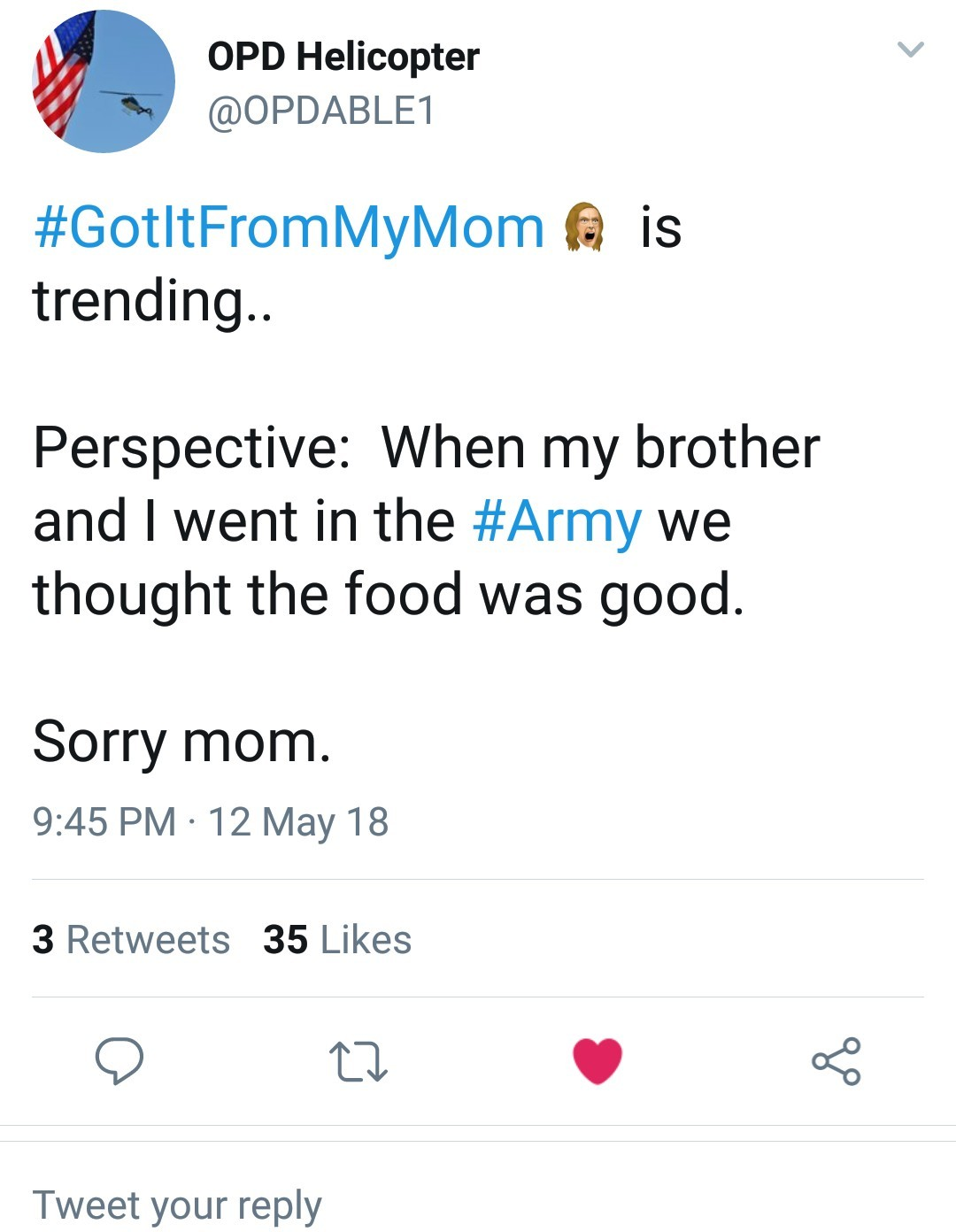 Happy mom day - meme
