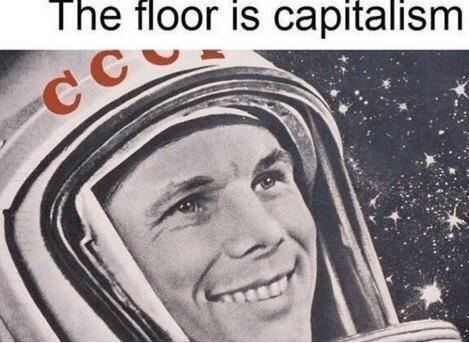 Guerre froide et tout ça - meme