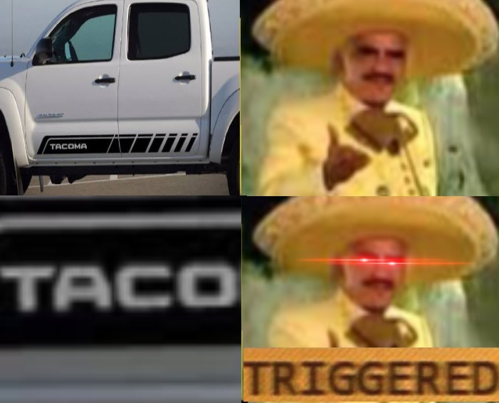 Taco :I - meme