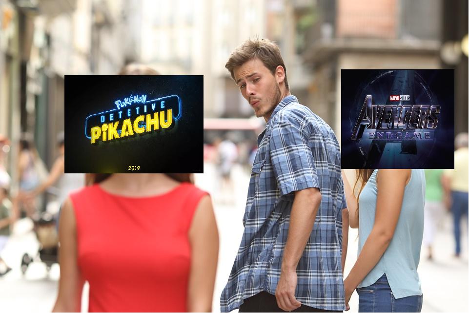 decisão dificil - meme