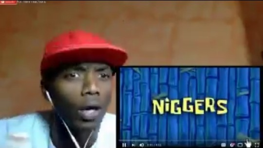 NIGGER!!? - meme