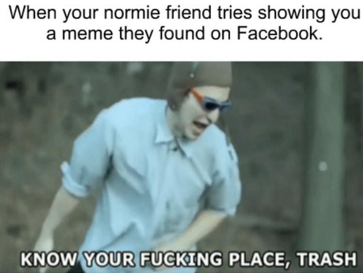 TRASH CAN - meme