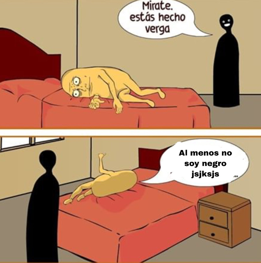Negros - meme