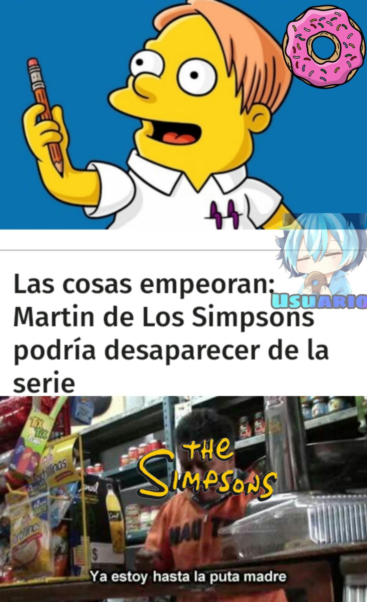 Looos Siimpsooons... :allthethings: - meme