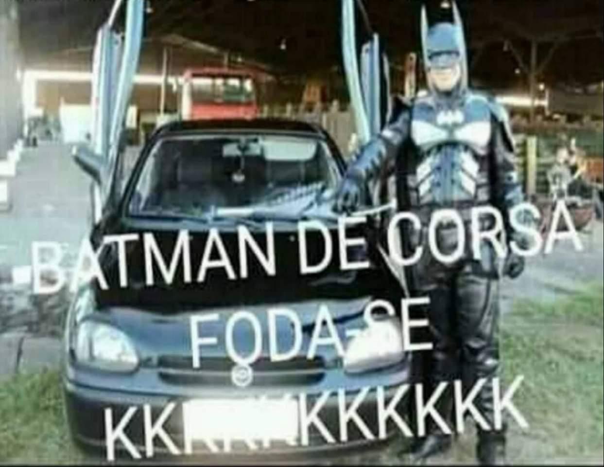 Corsinha - meme