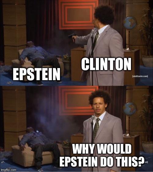 dongs in an epstein - meme