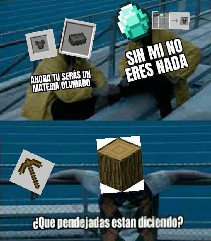 Otro meme de minecraft