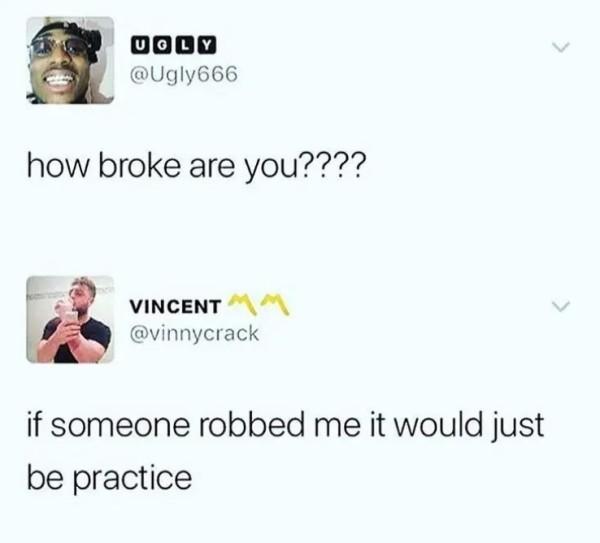 Cash money - meme