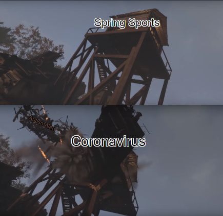 Coronavirus of Duty - meme